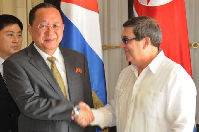 Cuba aboga por la paz y la estabilidad en la península de Corea (+fotos)