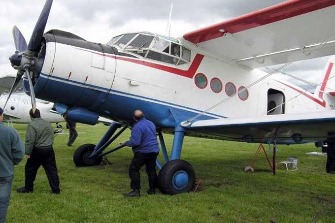 Ensamblan en Cuba aeronaves rusas modelos AN-2