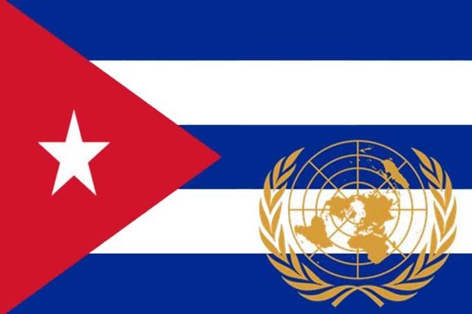 Misión cubana en ONU rinde homenaje a Fidel Castro
