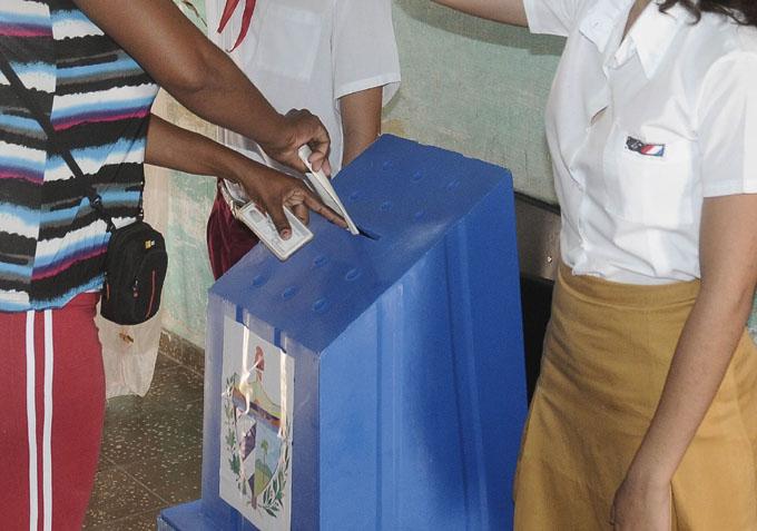 Proceso electoral cubano, una conquista de la Revolución