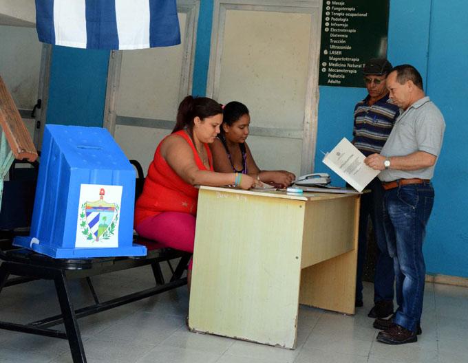 A prueba, en Villa Clara, dinámica de próximas elecciones
