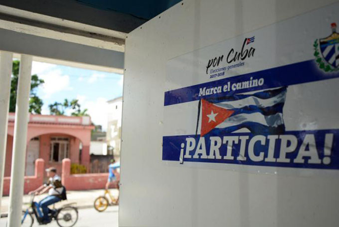 Comenzaron las elecciones en Cuba