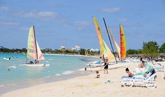 Cuba se acerca a su meta de 4,7 millones de visitantes extranjeros