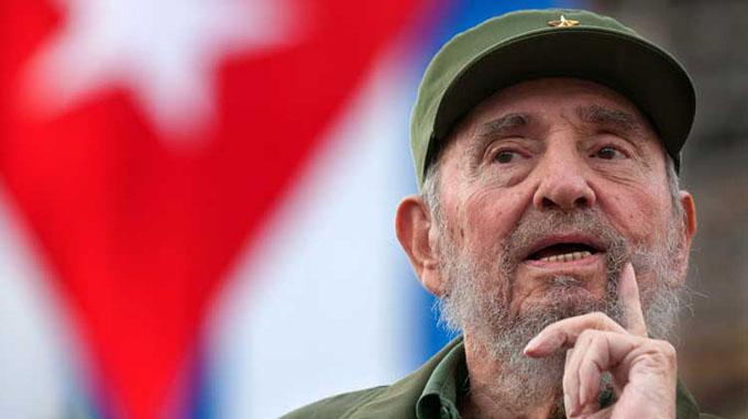 Fidel votará junto a su pueblo (+fotos )