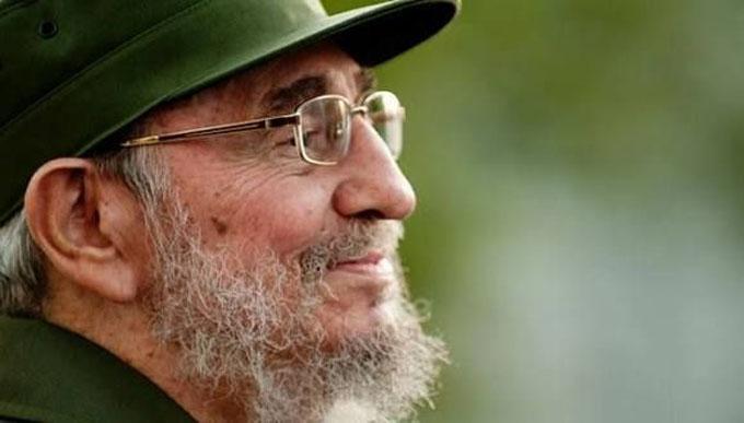 FMLN ratifica fidelidad a ejemplo revolucionario de Fidel Castro (+fotos)
