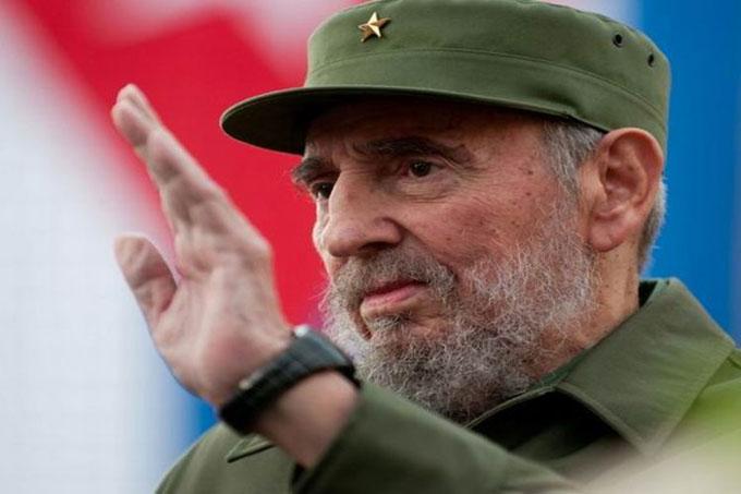 Homenaje a Fidel Castro, primer aniversario de su desaparición física ( + fotos y video)