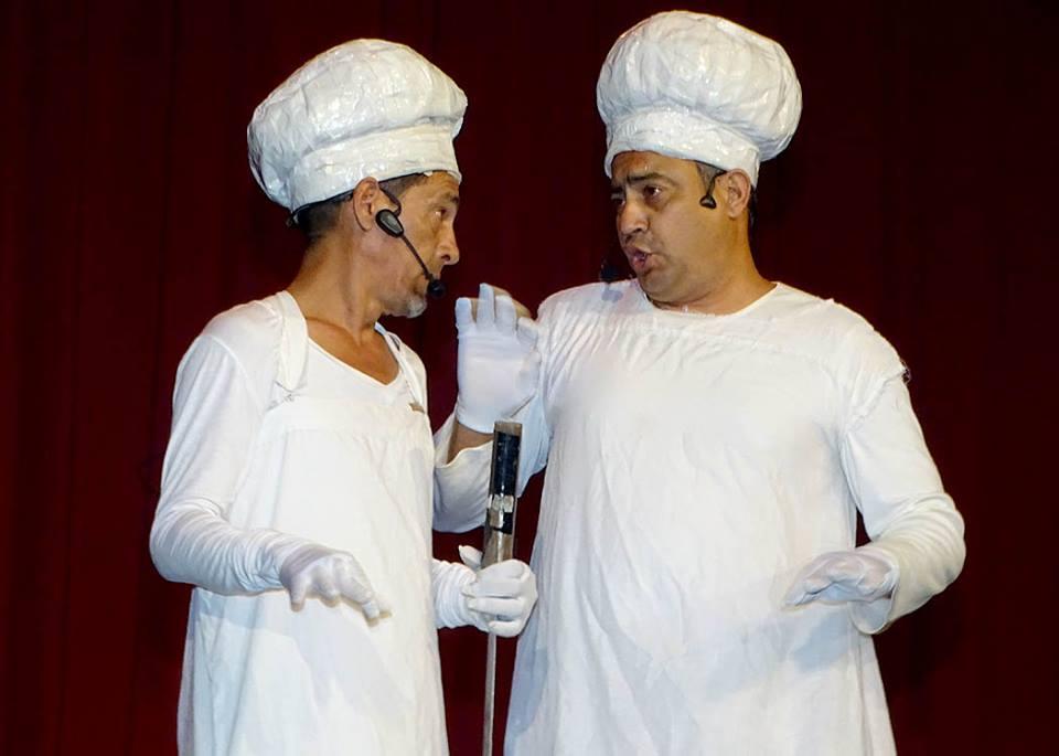 Humor de primera en el Teatro Bayamo (+ fotos y videos)