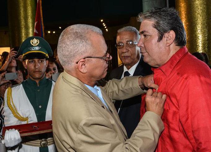 Distinción Félix Elmusa para personalidades de Cuba y el mundo (+Fotos)
