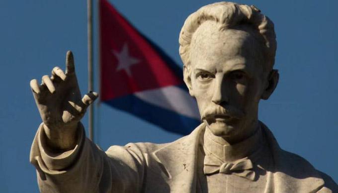José Martí llega a Manzanillo
