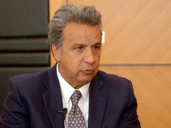 Sin efecto retiro de Lenín Moreno como presidente de Alianza PAIS