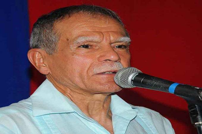 Independentista boricua recibirá en Cuba Orden de la Solidaridad