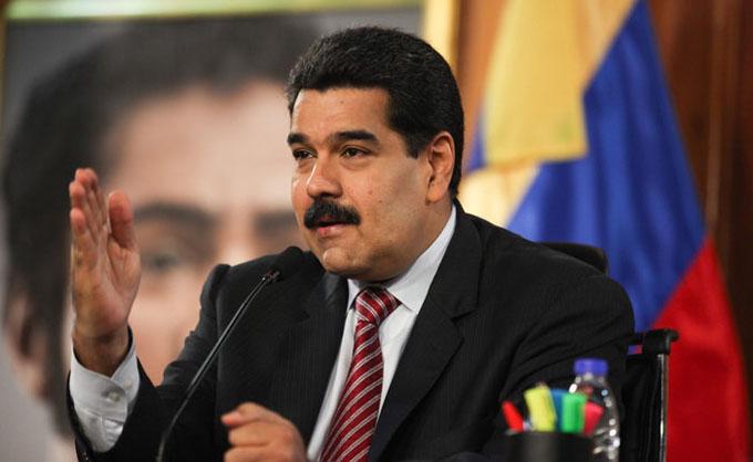 Maduro invita a Trump a trabajar juntos contra narcotráfico