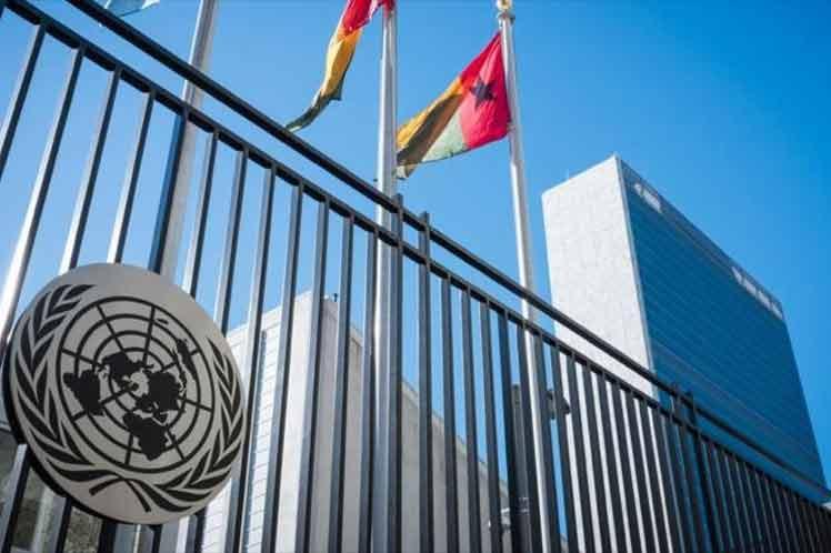 Agencias de Naciones Unidas reportan afectaciones del bloqueo a Cuba