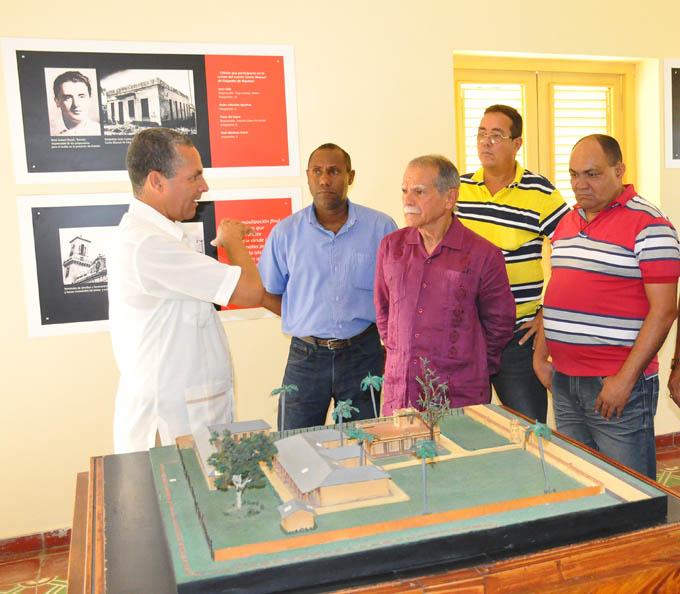 """Oscar López Rivera: """"En mi corazón, Fidel Castro vive"""" (+ fotos y video)"""