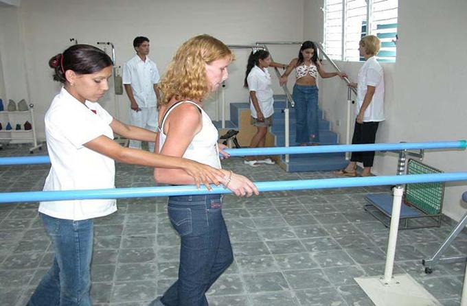 Comienza en Cuba congreso de rehabilitación