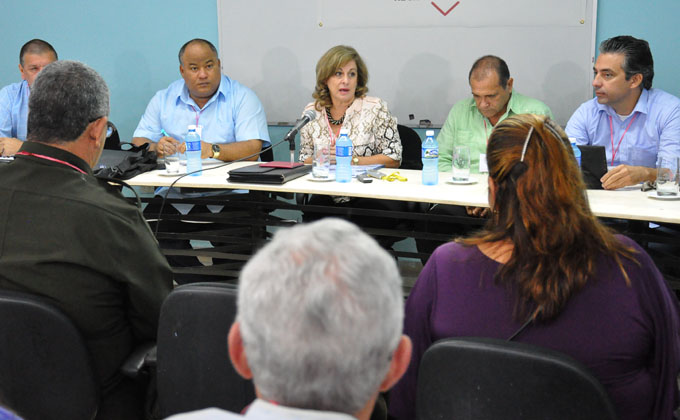 Realizan primer taller sobre informatización de Registros Públicos
