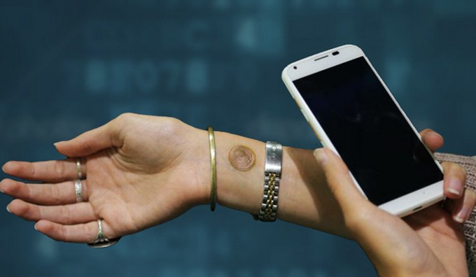 Tatuajes digitales, el próximo salto de la tecnología