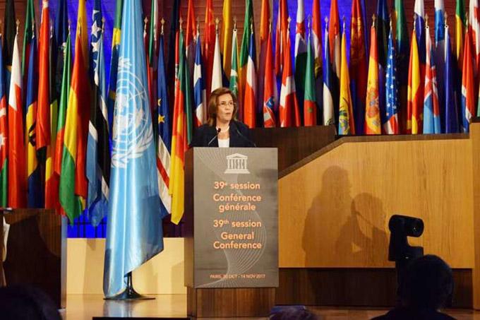 Cuba reitera su compromiso con Unesco por un mundo más justo