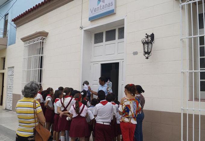 Ventanas abiertas a la creación artística en Bayamo