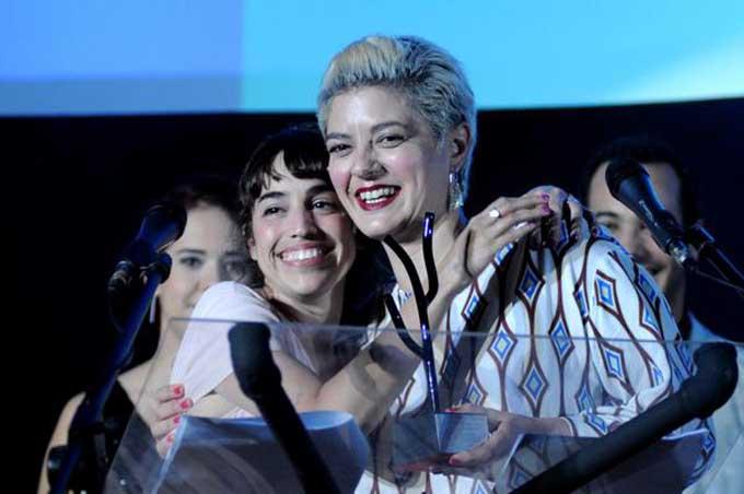 Entregan premios del Festival de Cine de La Habana