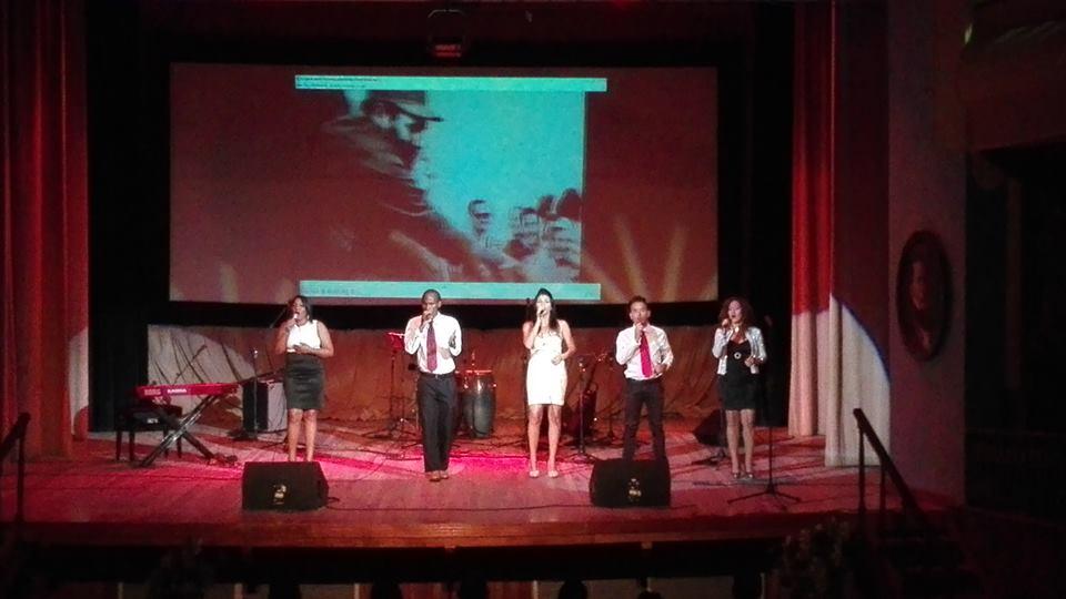 Gana joven trovador premio de festival nacional Carlos Puebla Concha