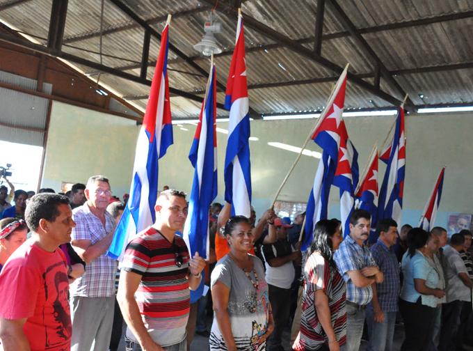 Comprometidos azucareros de Granma a cumplir planes de la actual zafra