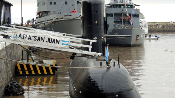 Sin rastros del ARA San Juan, aprueban comisión investigadora