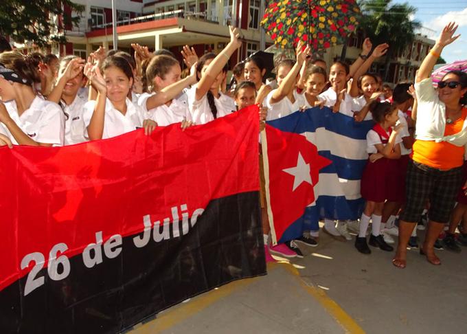 Conceden a Bayamo sede del acto por aniversario 59 de la Revolución (+ fotos y audios)