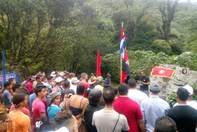 Conmemoran aniversario 60 de Comandancia del Che (+ video)