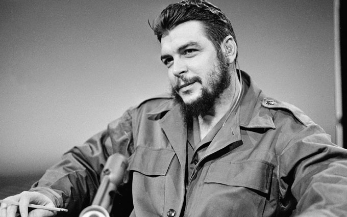 Recuerdan a Che en ex leprosorio donde estuvo en Perú