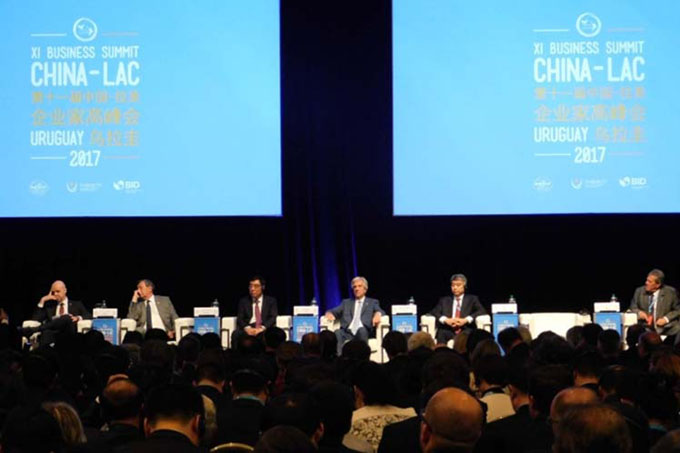 Con ronda de negocios finaliza Cumbre Empresarial China-Latinoamérica