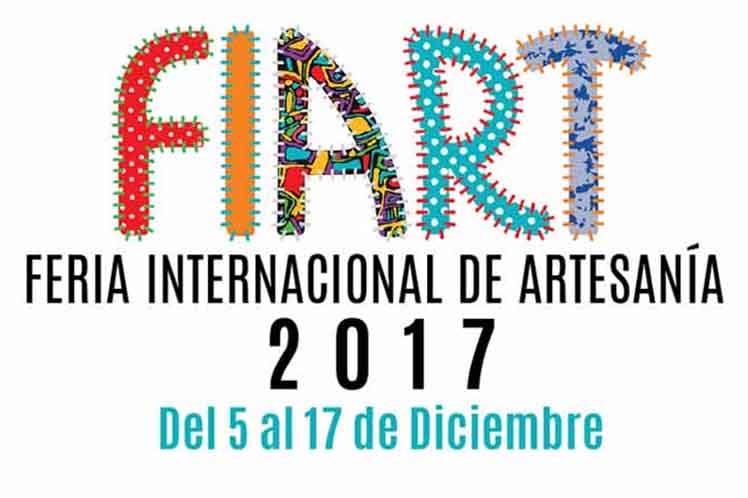 Comienza Feria Internacional de Artesanía FIART 2017