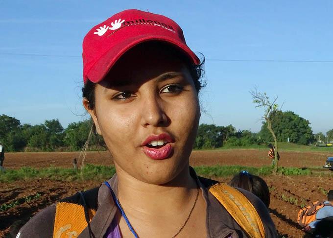Realizan masiva movilización a la agricultura en Bayamo (+ fotos y audios)