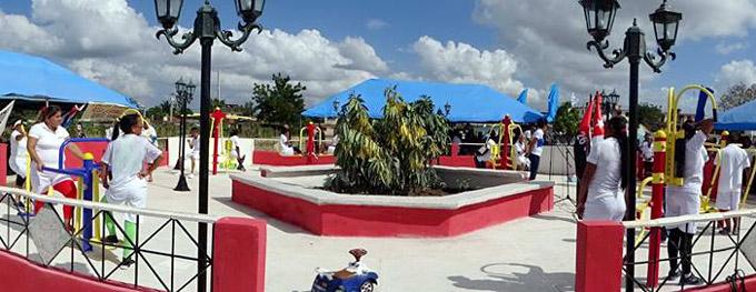 Inauguran obras sociales en Bayamo en saludo al primero de enero (+ fotos y audio)