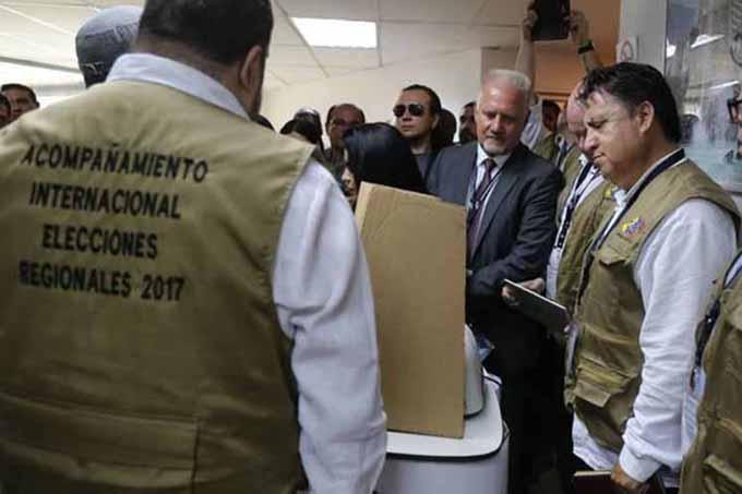 Comienza en Venezuela Programa de Acompañamiento para elecciones