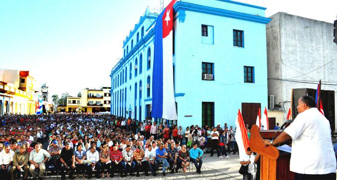 Celebran acto provincial por el Triunfo de la Revolución cubana (+ fotos y audio)