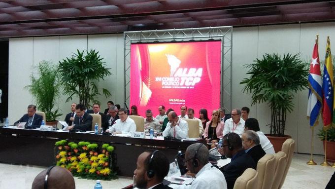 El ALBA-TCP continuará comprometida con sus principios y valores