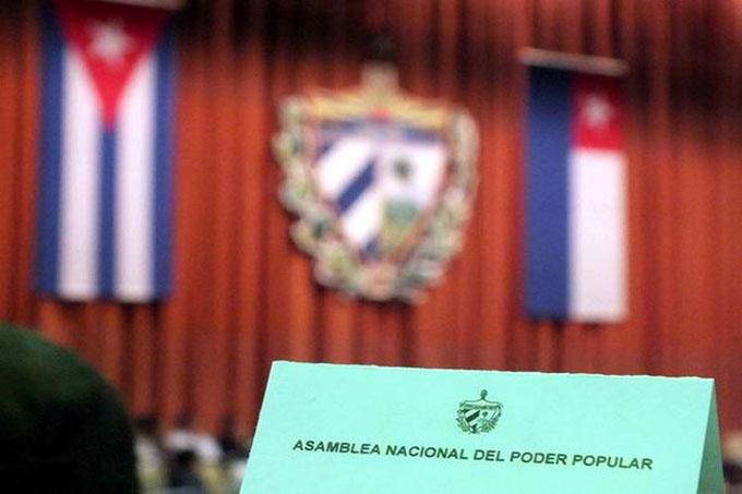 Convocan en Cuba a sesión ordinaria de la Asamblea Nacional