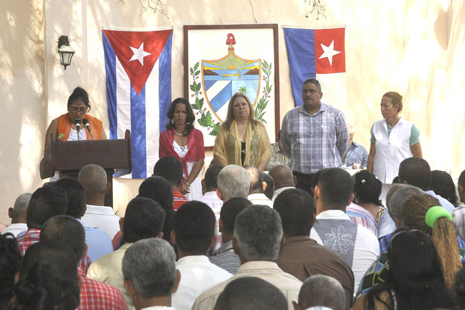 Constituyen hoy asambleas municipales del Poder Popular