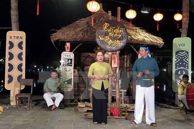 Declarado Patrimonio de la Humanidad canto tradicional vietnamita