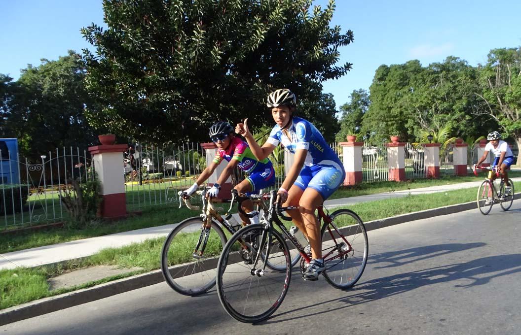 Copa CNC de ciclismo llega a varios municipios de Granma