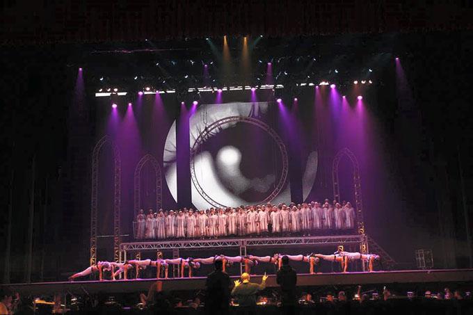 Estrenarán en Cuba versión danzaria completa de Carmina Burana (+ video)