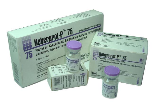 Desde hoy Taller nacional de extensión del Heberprot-P
