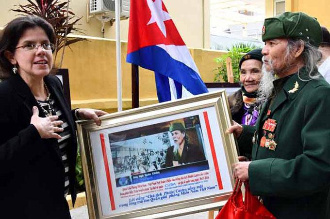 Embajadora cubana resalta naturaleza de relaciones Hanoi-La Habana
