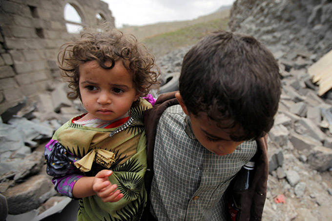 El 2017, uno de los peores años para niños en Yemen, advierten en ONU