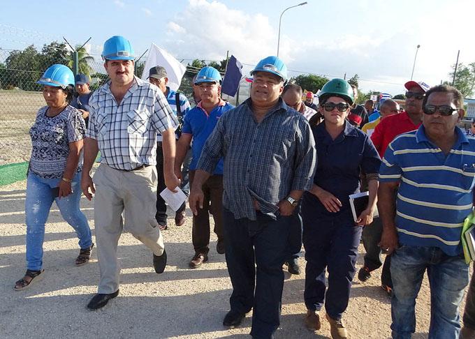 Inauguran segundo parque solar fotovoltaico en Jiguaní