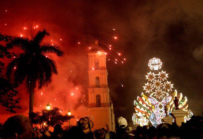 Explosión en popular carnaval cubano salda 22 heridos