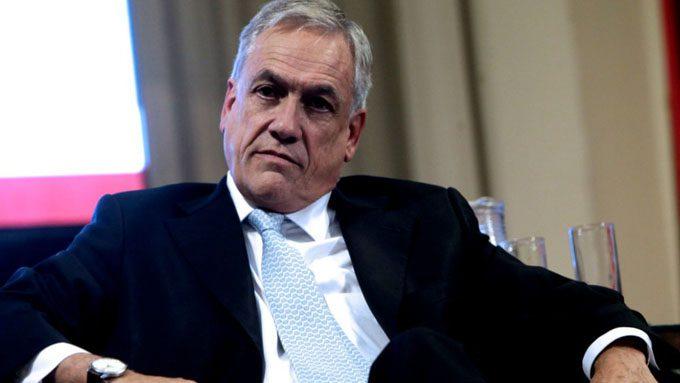 Sebastián Piñera denuncia que hubo votos marcados