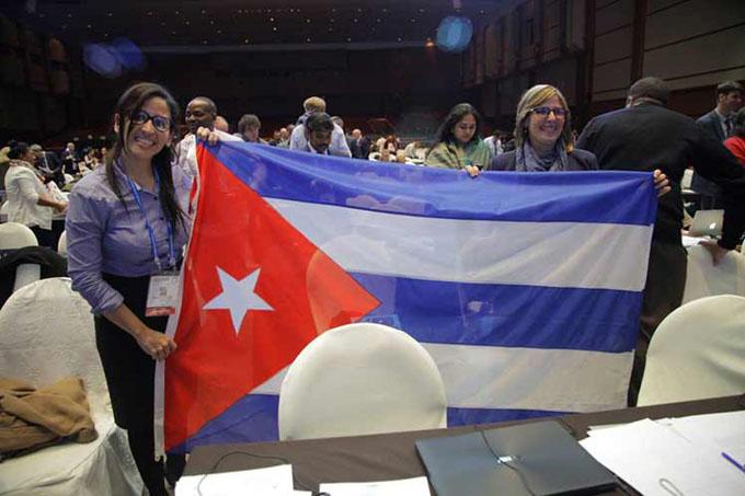 Punto cubano declarado Patrimonio Inmaterial por la Unesco (+fotos)