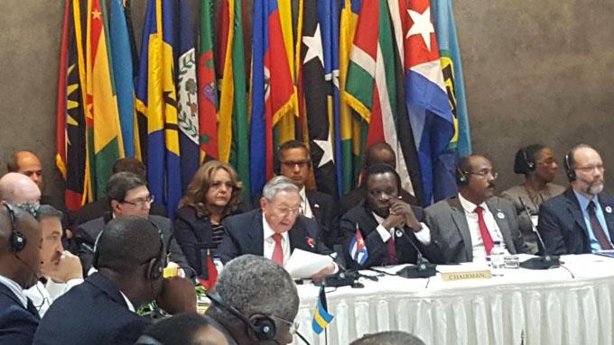 Ratifica Cuba respaldo a Caricom en sus reivindicaciones (+ fotos)